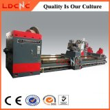 Fabrication universelle horizontale de machine de tour du découpage C61160 lourd