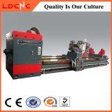 DREHBANK-Maschinen-Fertigung des Hochleistungsausschnitt-C61160 horizontale Universal