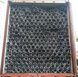 拡大PVC管薄い灰色PVCは5800mm (l)を導管で送る