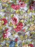 Tessuto stampato di vendita caldo del velluto per mobilia Pr036