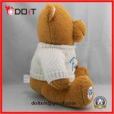 승진을%s 승진 장난감 곰 자수 로고 스웨터 장난감 곰