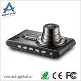 câmera cheia do carro DVR de 2.7inch Ambarella A7 GPS 1080P HD