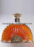 Qualitäts-Superfeuerstein-Glas-Alkohol-Flasche 750ml