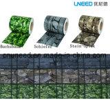 100%UV Resistance dubbel-Printing 630g 19cm*35m pvc Strip Screen Garden Fence