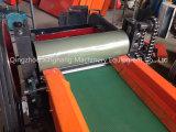 Molino de papel de aluminio de la película plástica de la máquina que pela