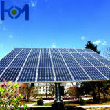 3.2mm revestiu vidro Tempered do painel solar com o SPF, ISO, GV