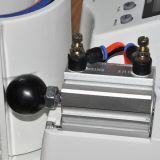Mini machine pneumatique automatique St-110 de presse de tasse de sublimation reconnue par ce