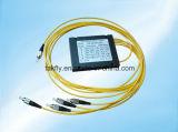 Divisor óptico agradable del precio 1310/1490/1550nm 1X8