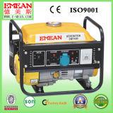 4kw de gele Stille Generator Van uitstekende kwaliteit van de Benzine van de Macht