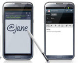 Примечание открынное фабрикой Android Smartphone первоначально мобильного телефона 2 N7100