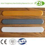 Alta calidad indicador táctil antirresbaladizo de TPU o del PVC que pavimenta la tira