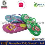 Новый Flop Flip повелительницы Пляжа PVC способа