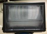 ETL Listed LED Área Light Light Light 80W a 120W LED Outdoor Wall Light LED Wallpack