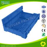 O plástico Foldable da fabricação profissional parte o recipiente de armazenamento