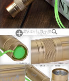 18650またはAAA Batteryが付いている3W Rechargeable LED Flashlight