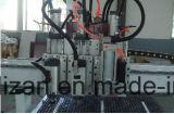 Mobília do painel que faz a maquinaria de Woodworking do CNC com carregamento e que descarrega o sistema