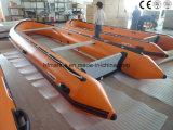 Hoch entwickeltes Hypalon oder Belüftung-materielles Strahlen-Boot (HAS5.0-6.0m)