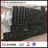 50mmx50m m sean tubos de acero negros bien tenidos gusto de ultramar