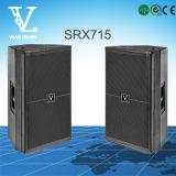 """Srx715は15 """"専門の可聴周波スピーカーの健全なボックスを選抜する"""