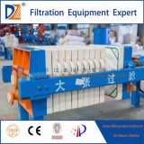 450series versteckte Strom-Raum-Filterpresse für chinesische Medizin