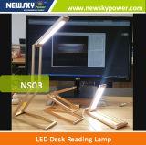 Lámpara de vector de lectura de la Ojo-Protección del tacto LED