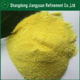 Cor amarela ligeira poli do alumínio Chloride/PAC 30% da classe da água bebendo