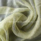 Tela de engranzamento de seda