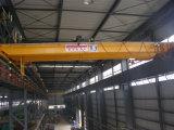 Grúa de arriba de viga del taller de puente de la grúa de la viga doble europea del doble