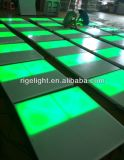1m*1m*0.1m Colorful LED Acrylic Dance Floor für Nightclub/Stage/Publikation/Club