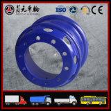 Bordas de aço da roda da câmara de ar do caminhão para o barramento/reboque (7.50V-20, 8.00V-20, 8.5-20)