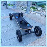 Alta velocidade fora do skate elétrico 30km/H das rodas da estrada quatro 1800 watts