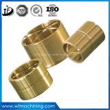 Aluminio profesional del OEM que trabaja a máquina latón que trabaja a máquina del CNC/las partes de cobre con el CNC