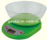 Échelle de comptage électronique de cuisine haute précision (GRT-ACSB5)