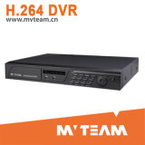 4CH D1のリアルタイムの監視DVR (MVT-6504)