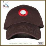Gorra de béisbol de encargo del bordado con el borde largo