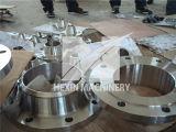 Раскройте фланцы горячих объемных штамповок подвергли механической обработке нержавеющей сталью, котор