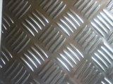 hoja antirresbaladiza del acero inoxidable 201/304/316L