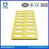 중국 정연한 PVC FRP 가벼운 의무 수지 검정 격자판