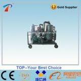 Épurateur acide de pétrole de transformateur d'enlèvement de cambouis de couleur de gaz de l'eau (ZYD-I-30)