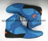 Bodybuildende MMA Verpacken-Schuhe der ursprünglichen Mens-Gymnastik-Gewicht-Anhebenaufladungs-