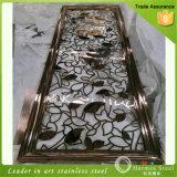 Schermen van het Roestvrij staal van het Metaal van de hoogste Kwaliteit de Decoratieve Openluchtdie in China worden gemaakt