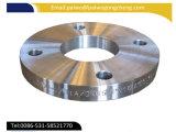 L'acier inoxydable 304L 316 316L de la norme ANSI 304 a modifié la bride borgne