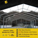 20X35m высокое шатер случая рамки с ясной крышей и стеклянными стенами (hy008b)