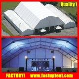 De Gebogen Tent van het Frame van het aluminium Kromme voor de Tennisbaan van de Tentoonstelling van de Partij van het Huwelijk