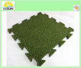방수 처리하거든 Interlocking Synthetic Grass Puzzle Mat (TR-Y-6)