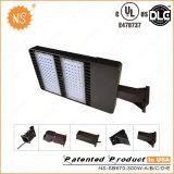 UL Dlc IP65 300W 주차장 LED 지역 빛