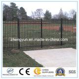 Frontière de sécurité de garantie en acier de galvanisation extérieure