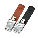 Memoria Flash Drive de 64 GB 32 GB 16 GB 8 GB 4 GB flash USB de cuero