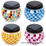 Mosaik-Glas-Solarglas für Dekoration-grüne Farbe (RS114)
