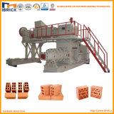 粘土の固体煉瓦作成機械